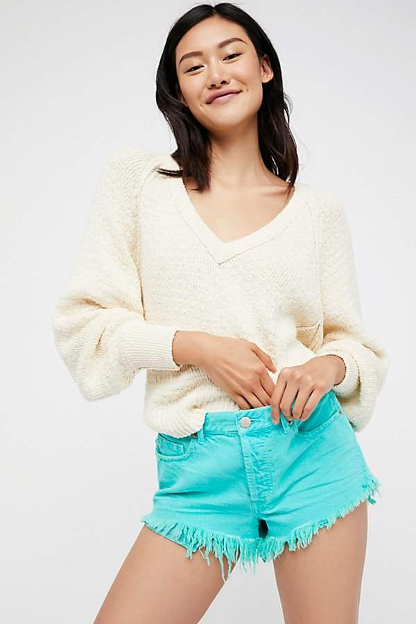 Soft & Relaxed Cut Off by Free People