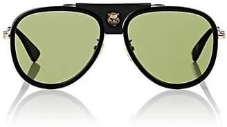 Gucci Men's GG0062S Sunglasses - Green