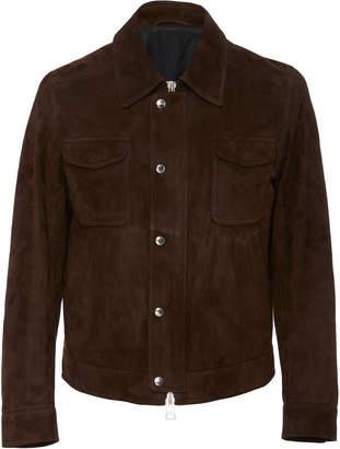 Ami Suede Jacket