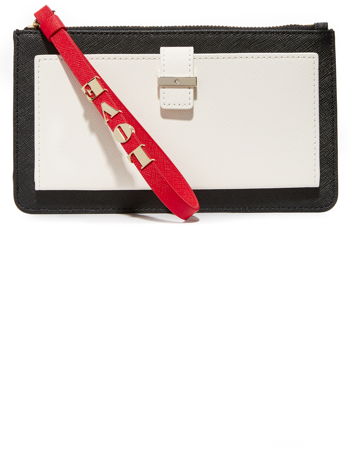Kate Spade Kate Spade New York Be Mine Karolina Wallet with Charms