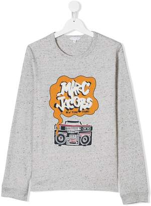 Little Marc Jacobs TEEN logo T-shirt