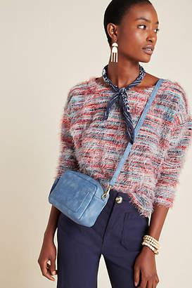 Anthropologie Provence Eyelash Sweater