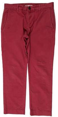 J Brand Cropped Chino Pants