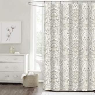 Ophelia & Co. Vonda Cotton Shower Curtain