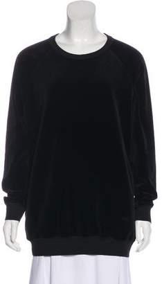 Chloé 2016 Velours Sweatshirt