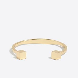 J.Crew Golden cuff bracelet