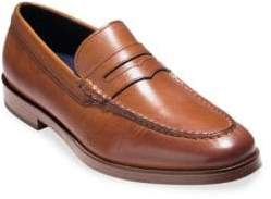 Cole Haan Dress Revolution Hamilton Grand Leather Penny Loafers