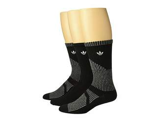 adidas Originals Prime Mesh III Crew Socks 3-Pack