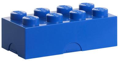 Lego Lunch Box 8 Blue