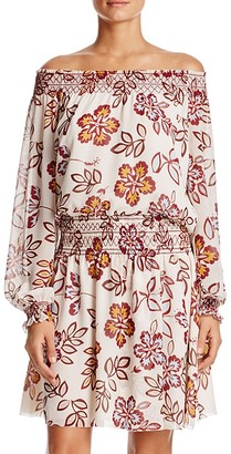 Tory Burch Indie Silk Dress $495 thestylecure.com