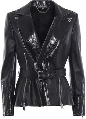 Alexander McQueen Belted Waist Jacket