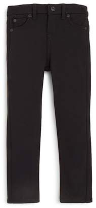 7 For All Mankind Girls' Black Skinny Jeans - Little Kid