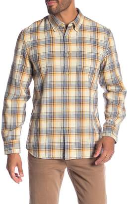 Grayers Redding Plaid Modern Fit Shirt