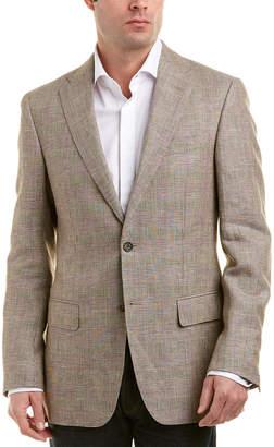 Façonnable Linen & Wool-Blend Sportcoat