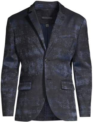 Slim-Fit Fade-Out Jacket
