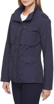 Levi's Pocketed Toggle Jacket