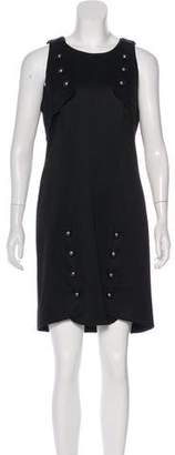 Fendi Sleeveless Mini Dress