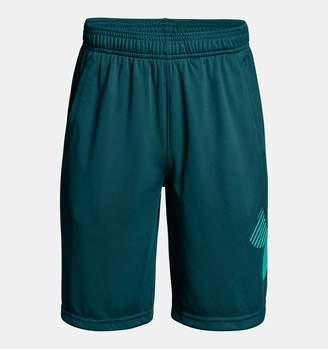 Under Armour Boys' UA Renegade Solid Shorts