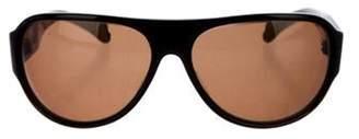 Chrome Hearts Fizzy Aviator Sunglasses brown Fizzy Aviator Sunglasses