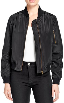 AQUA Bomber Jacket - 100% Exclusive $88 thestylecure.com