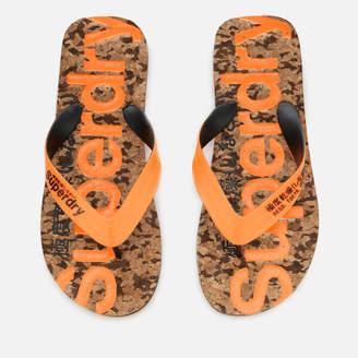 0b88a26fd88e Superdry Men s Cork Flip Flops