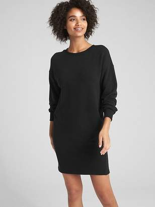 Gap Pullover Sweatshirt Dress in French Terry