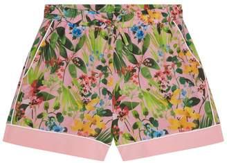 Ermanno Scervino Floral Shorts