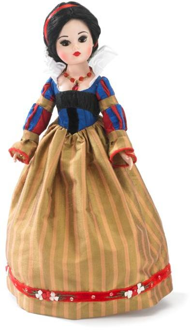 Disney Disney Snow White Princess Collectible Cissette Doll by Madame Alexander