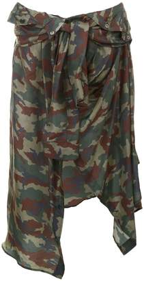 Faith Connexion Camouflage Skirt