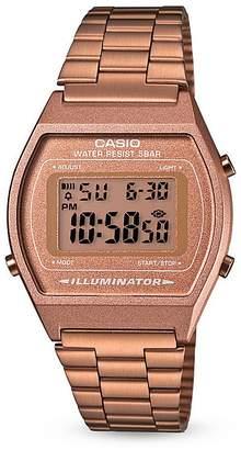 Casio Vintage Digital Watch, 38.9mm x 35mm