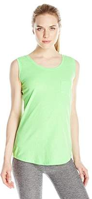 Hanes Women's X-Temp Pocket Tank Top