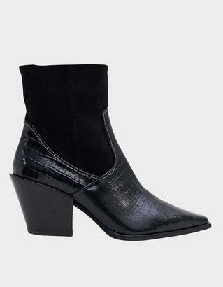 Aeyde Madison Two Texture Boot