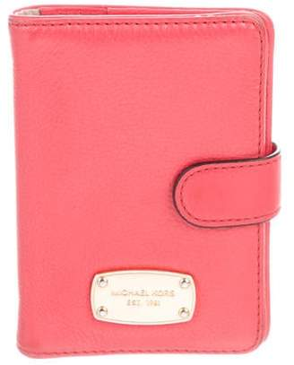 MICHAEL Michael Kors Leather Bifold Wallet