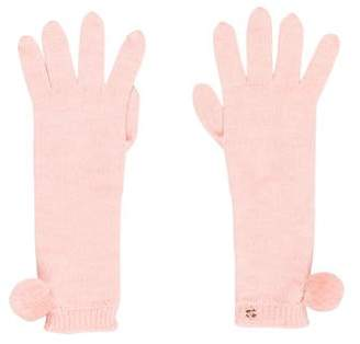 Gucci GG Wool Gloves