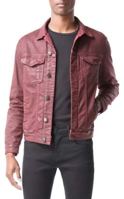 J Brand Acamar Denim Trucker Jacket
