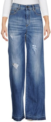 NORA BARTH Denim pants - Item 42635509UC