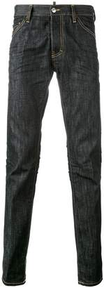 DSQUARED2 loose fit jeans