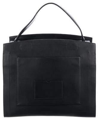 Reed Krakoff Leather Top Handle Bag