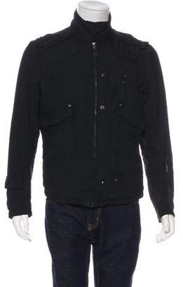 G Star Utility Zip-Up Jacket