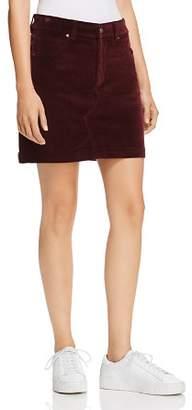 DL1961 Georgia Velour Skirt