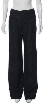 DSQUARED2 Mid-Rise Flared Jeans
