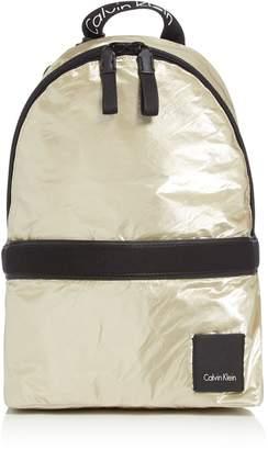 Calvin Klein Novelty fluid backpack