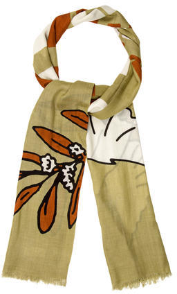 Marc By Marc JacobsMarc by Marc Jacobs Wool Unite Scarf