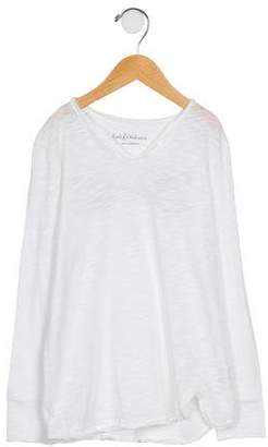 Zadig & Voltaire Girls' Distressed Dragonfly Tunic