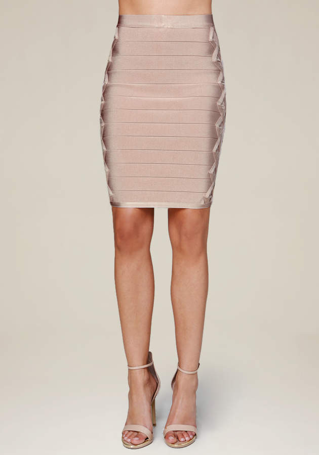 Kendall Bandage Skirt