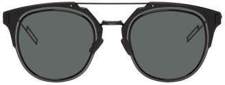 Christian Dior Black Composit 1.0 Sunglasses