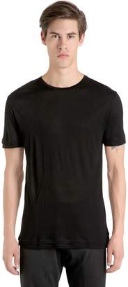 Neil Barrett Viscose Jersey T-Shirt