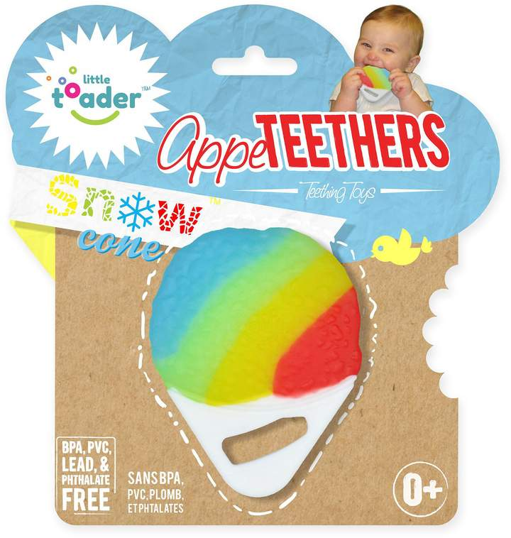 Little Toader AppeTEETHERS Lil Snow Cone