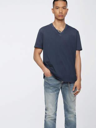 Diesel T-Shirts 0BARY - Blue - L