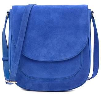 Neely & Chloe No. 5 Suede Shoulder Bag